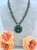 "0606 Колие ""Emerald"""