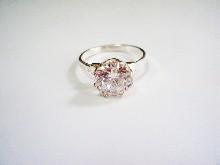 036 Сребърен пръстен