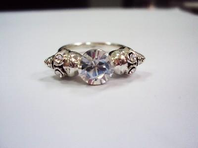 144  Сребърен пръстен